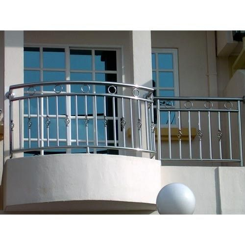 Stainless Steel Balcony Railing Garde Corps Balcon House Front