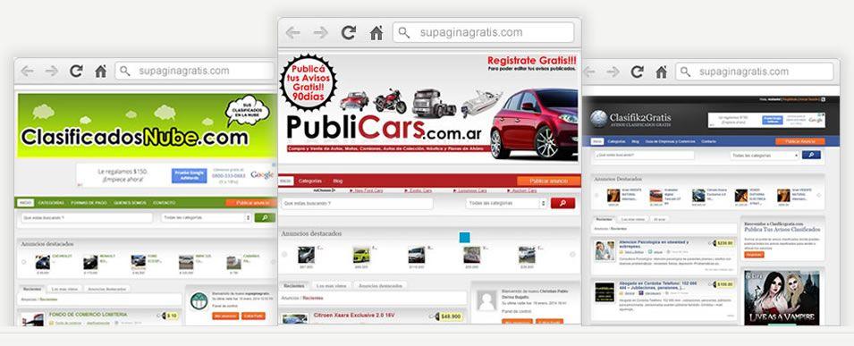 Tema WordPress Anuncios Clasificados Si usted es diseñador web o ...