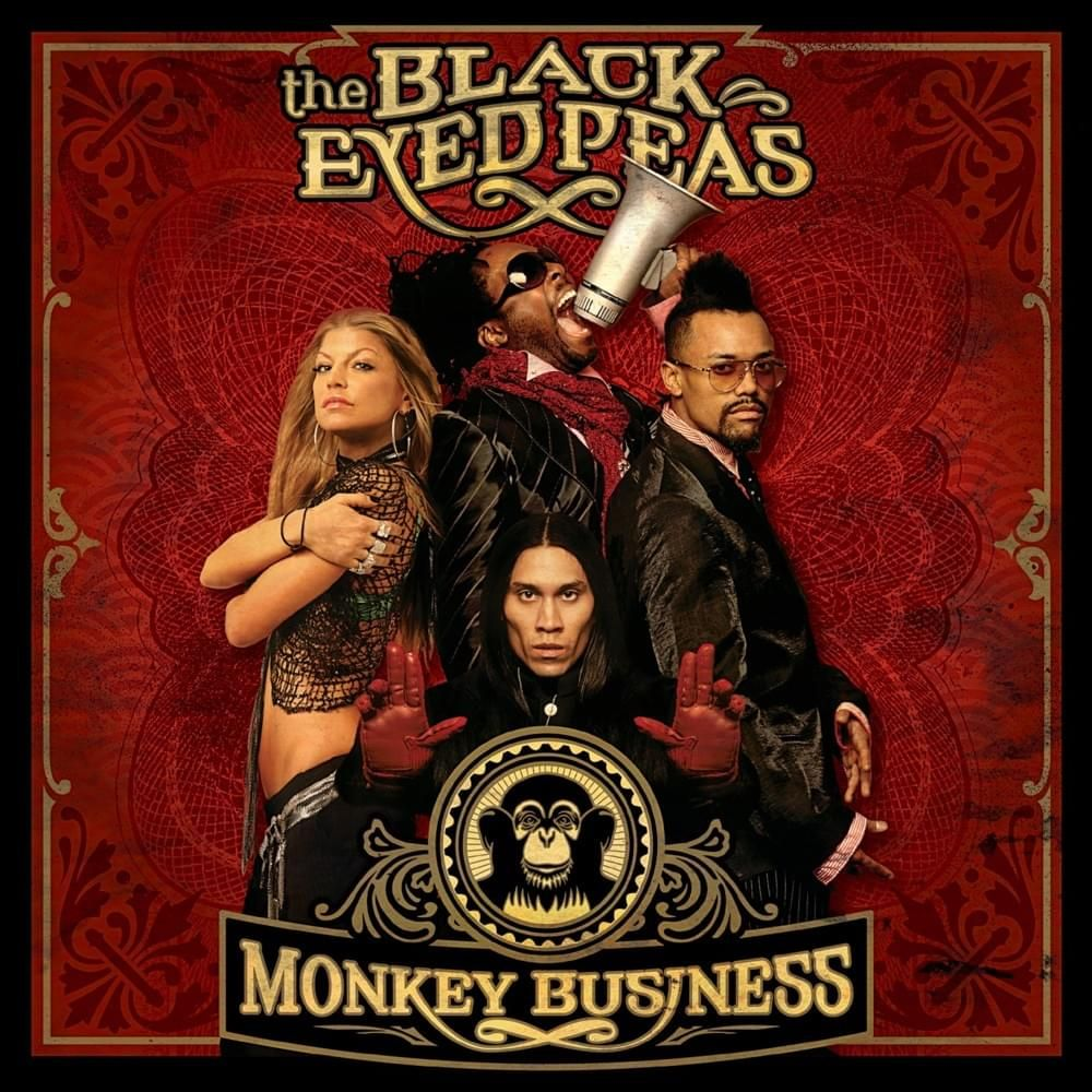 Black Eyed Peas Monkey Business Album Cover Monkey Business Iconic Album Covers Black Eyed Peas