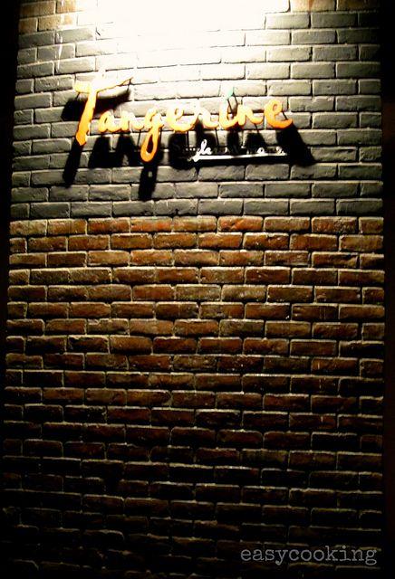 Tangerine-Restaurant Review