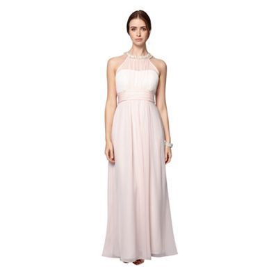 Phase Eight Petal Peyton Beaded Full Length Dress Debenhams
