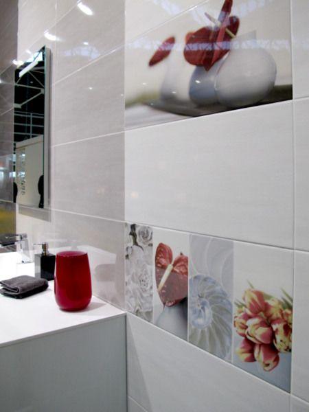 Carrelage Brasil GRESPANIA TANGUY Matériaux Salle de bains