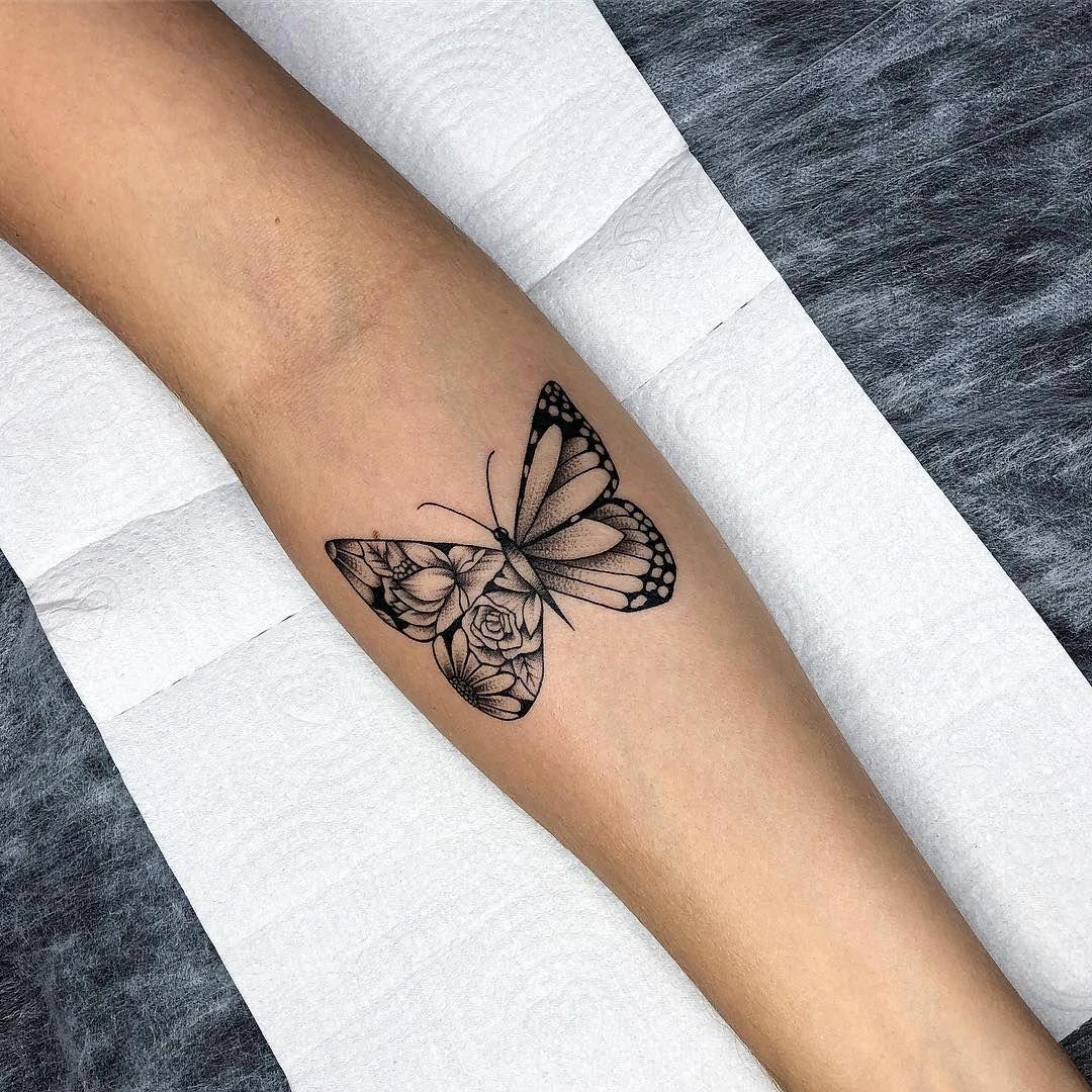 Meaningful Tattoo MeaningfulTattoo Butterfly tattoo