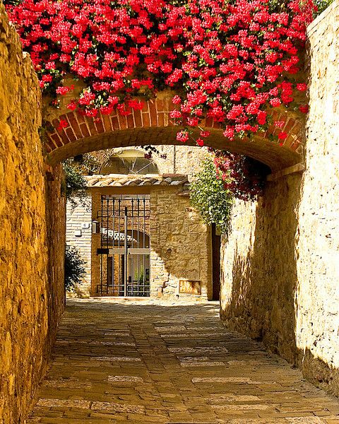 Tuscan Italy