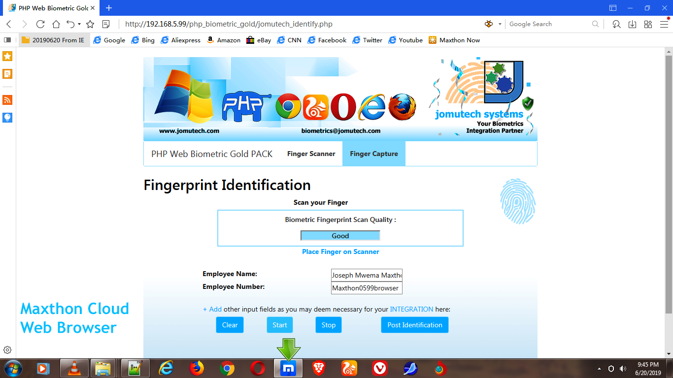 0581a413fdd81949d5d2bc357223d0e2 - This Application Is Not Authenticated