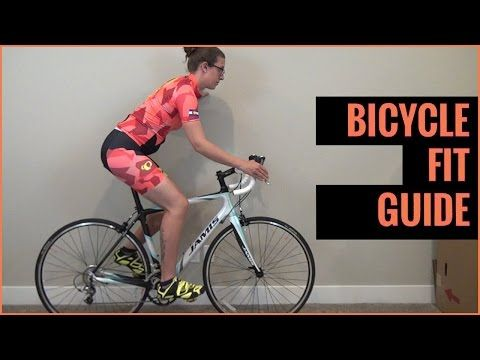 Bike Fitting From A To Z Bike Bicycle Bike Shop