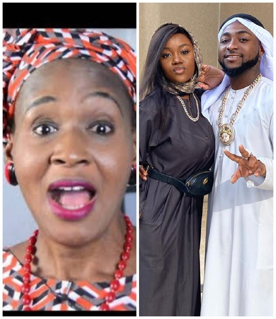 I Will Deal With You Mercilessly Kemi Olunloyo The Popular And Controversial Journalists Vowed To Deal With Davido S Fiancee In 2020 Fiance Vows Journalist