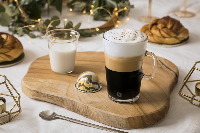 how to make a mocha latte with nespresso