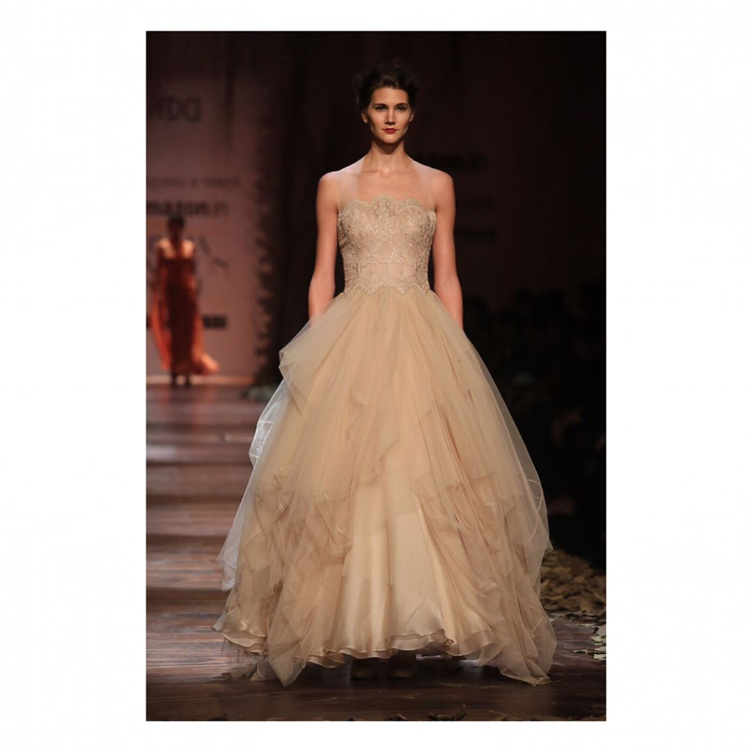 Trimmed With Finery; Regal In Every Occasion. Ball Gowns Have Defined Grace  And Elegance