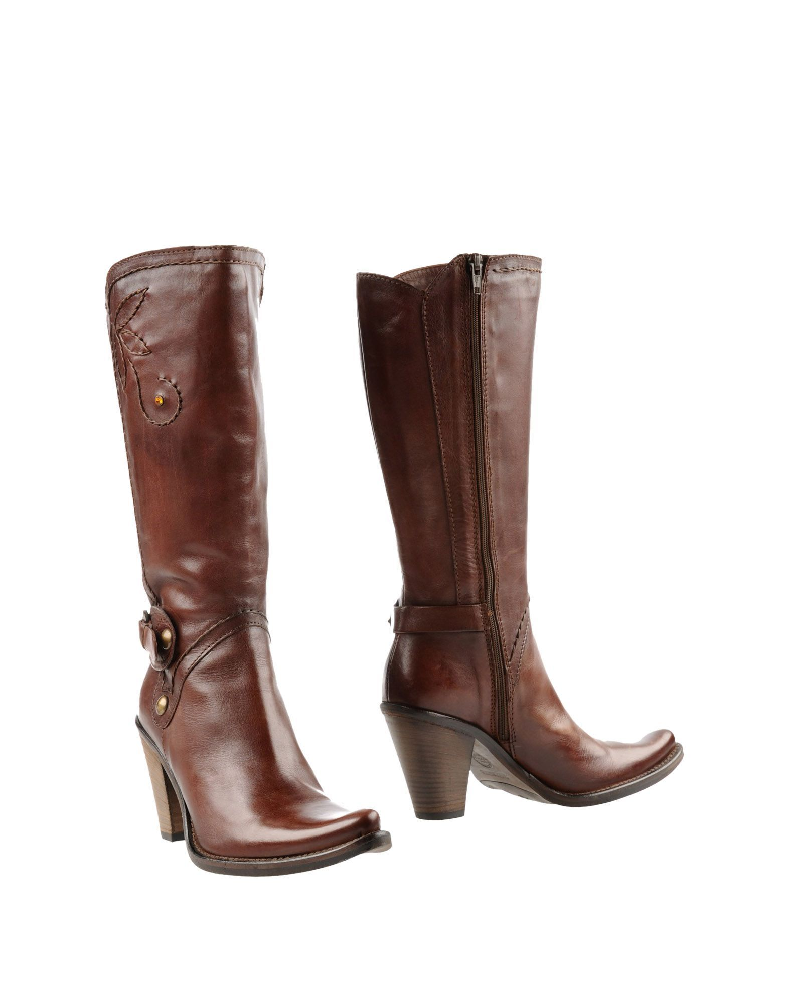 4a01dbb4e8961 Progetto Boots - Women Progetto Boots online on YOOX United States ...