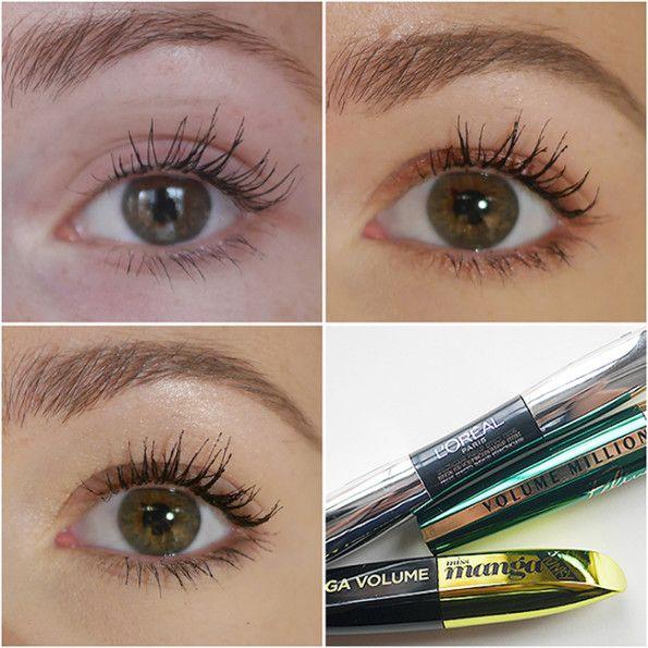Review: drie L'Oréal mascara's by Miss Lipgloss  #BEAUTY, #LOréalFalseLashSuperstar, #LOréalMissMangaMegaVolumePunky, #LOréalVolumeMillionLashesFeline, #MakeUp, #Mascara, #MerkenEnProducten, #Ogen, #Review, #Test, #Testpanel
