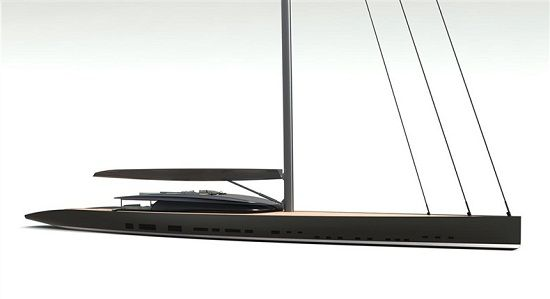 Dubois 101 Metre superyacht sloop scheduled for construction mid-2013 - New Designs - SuperyachtTimes.com