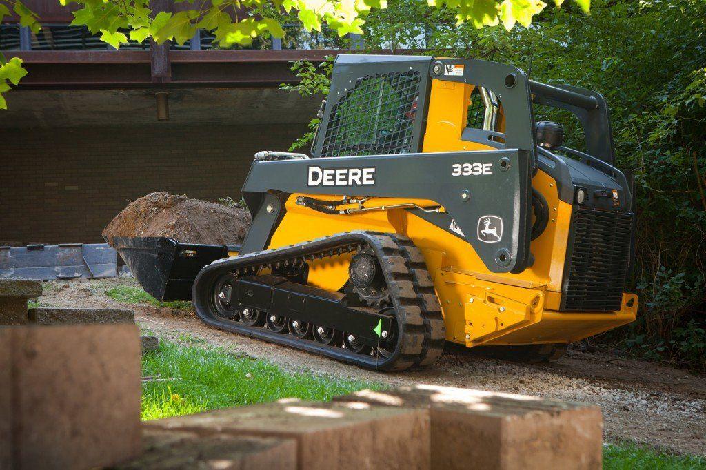 John Deere Skid Steer >> Pin On Machines