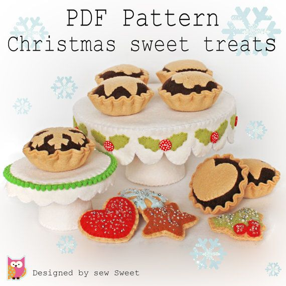 This PDF file is to make; Large Cake stand Cupcake stand Mince pies Christmas themed cookies as shown in the main photo.  **IMPORTANT. This item is a digital file, NOT a finished product. Please feel free to contact me with all the questions you may have before you make a purchase if you're unsure.  Due to the digital nature of this item, all sales are final. Thanks!  Size Guide for reference; - Large cake stand - 19cm diameter x 9cm height - Cupcake stand - 10cm diameter x 6cm height…