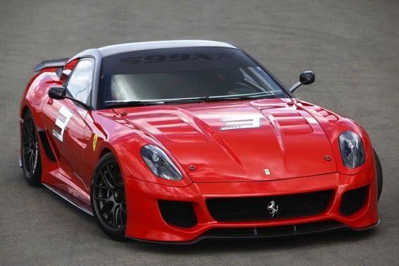 Ferrari 599xx Concept Car Ferrari Car Ferrari 599 Sports Car