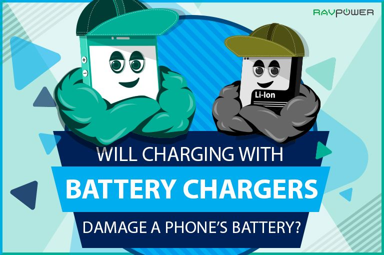 Portable battery chargers are a very convenient piece of