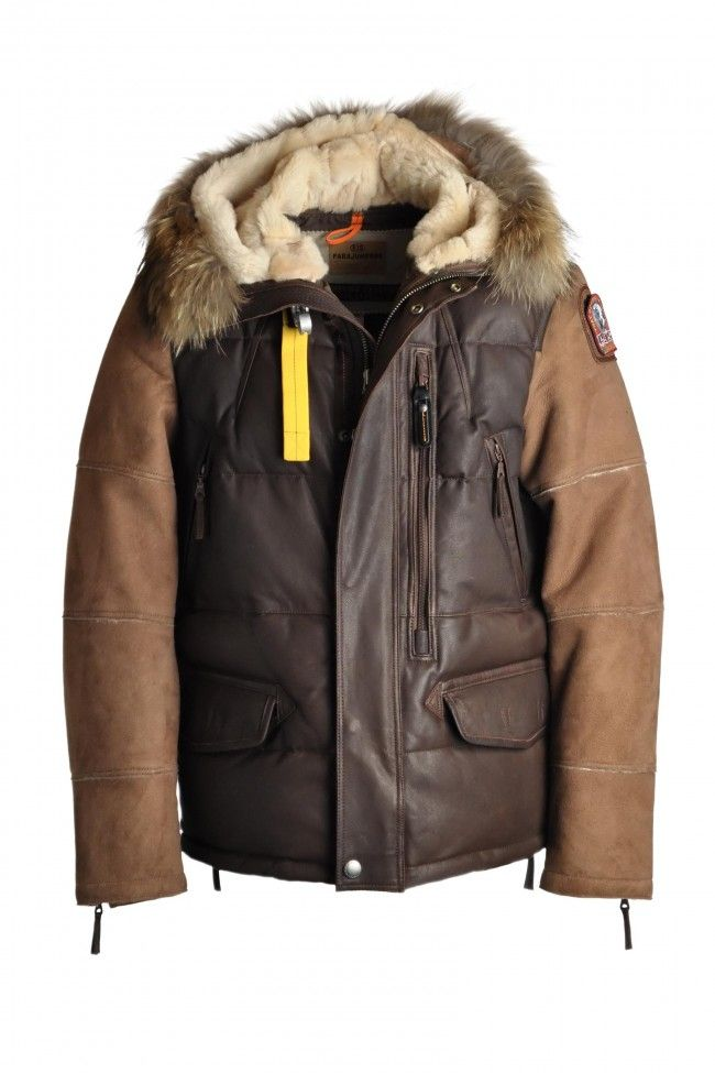 Parajumpers Hommes Mixed Gambell Brun €344.15