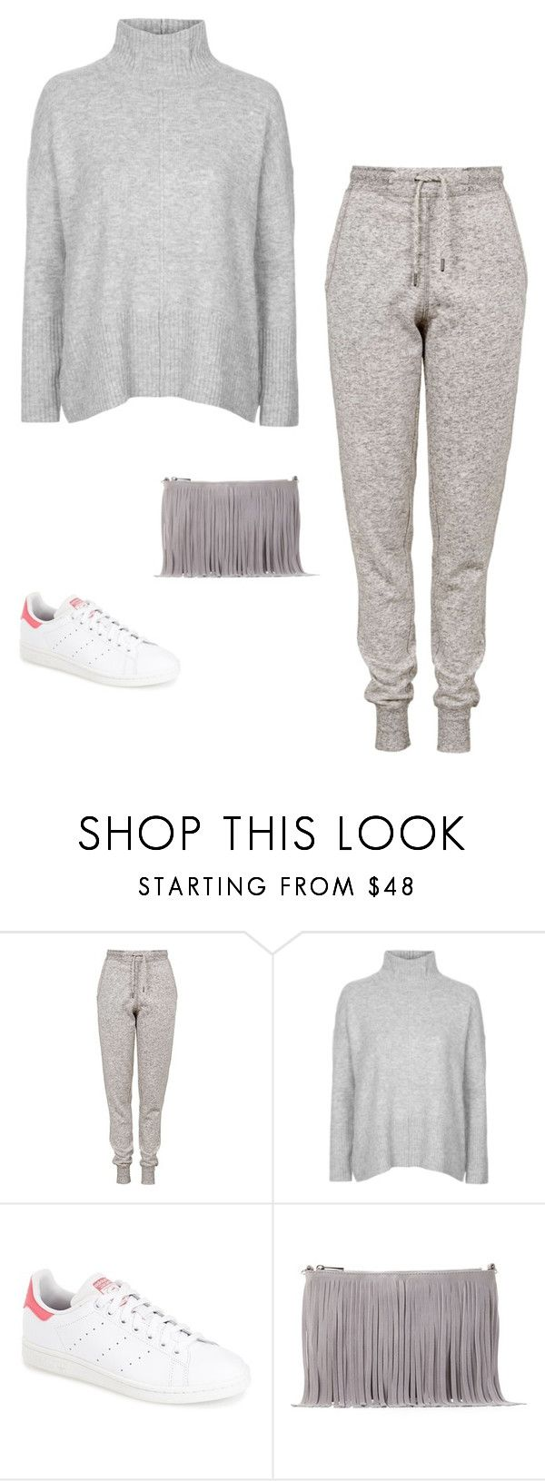 """""""Styling Mrs Oliver"""" by sarahcdesign on Polyvore featuring Topshop, adidas and Posse"""