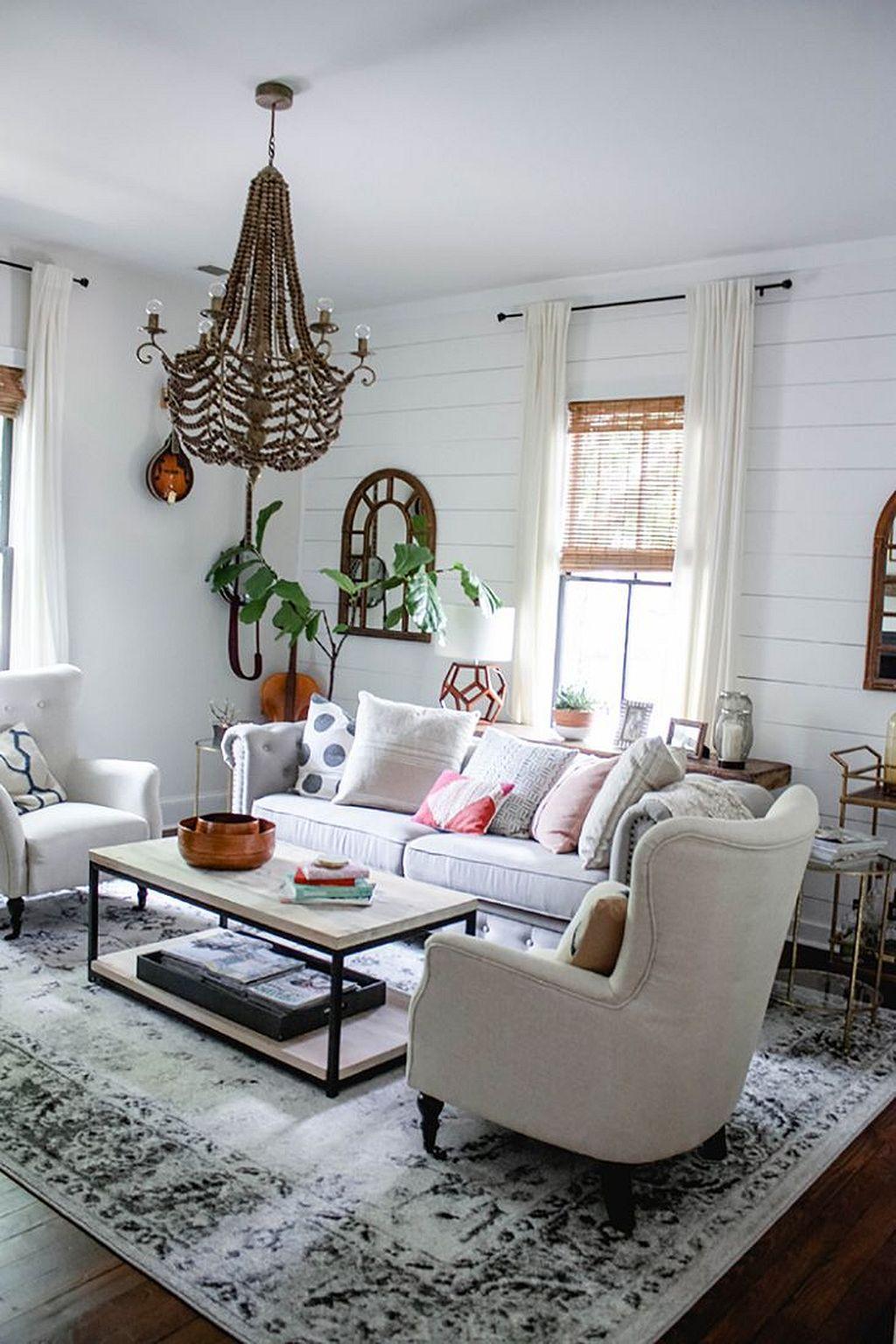 50+ beautiful farmhouse living room decorating ideas | farmhouse