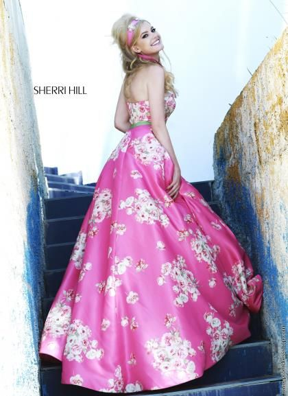 Sherri Hill Designer Dresses | Prom Dress Shop