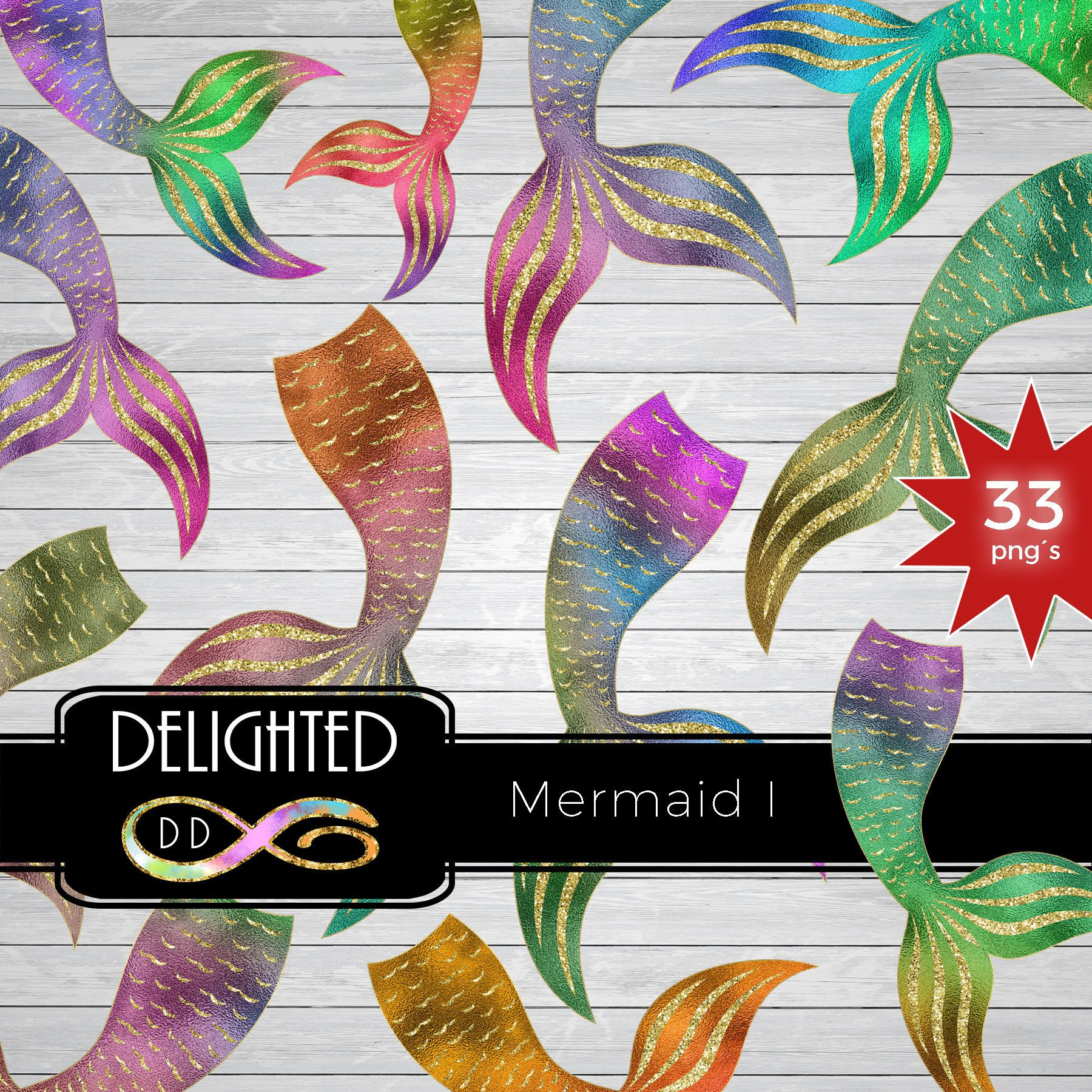 Mermaid Tail Clipart Gold Scales Glitter Clip Art Summer Sticker Sea Unicorn Foil Graphic Png Cute Rainbow Commercial Use Instant Download In 2020 Clip Art Summer Sticker Glitter Digital Paper