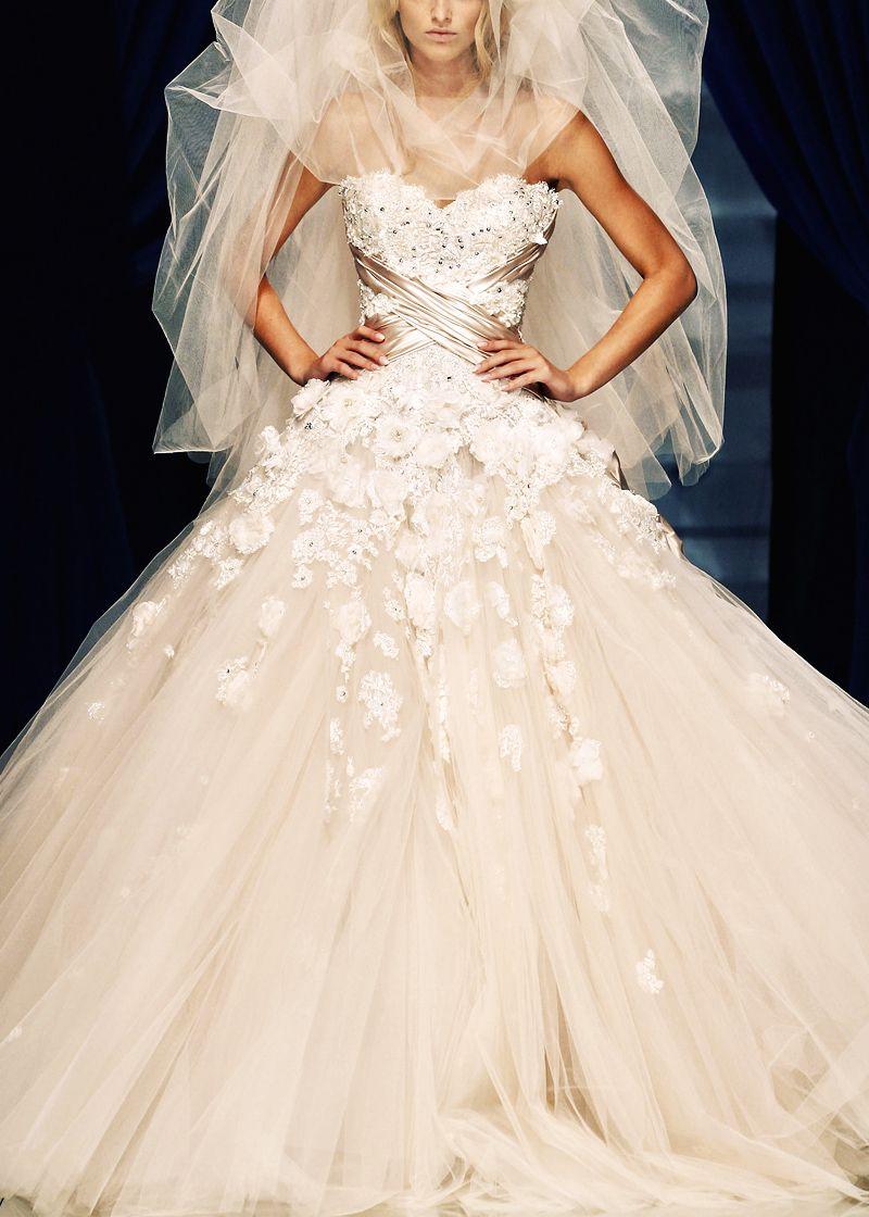 Zuhar murad wow fashion pinterest zuhair murad wedding dress