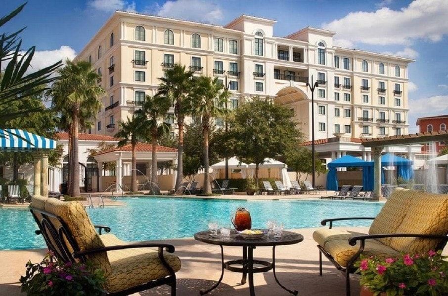 Eilan Hotel And Spa San Antonio Texas San Antonio Vacation Cheap Vacation Resort
