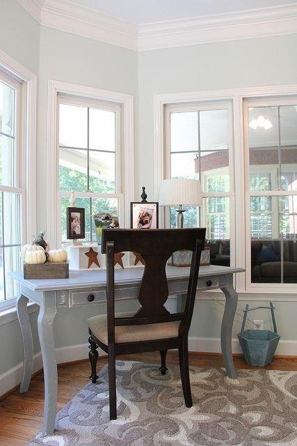 My Favorite Room The Sunroom Office In 2019 Oficina En Casa 9
