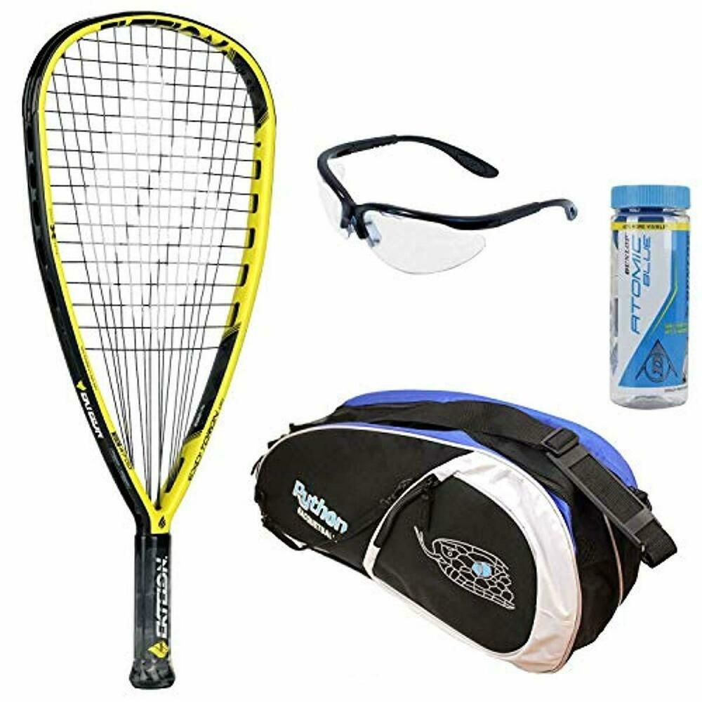 Advertisement Ebay Deluxe Racquetball Starter Kit Series Set Pack 50 235 Value Ebay Things To Sell Racquetball