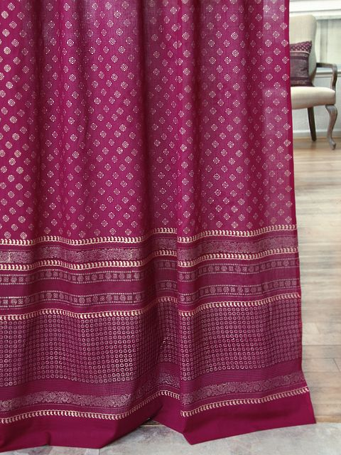 Red And Gold Curtains Ruby Red Curtains Red Indian Style Sari Curtains Panel Curtains Red Curtains Gold Curtains