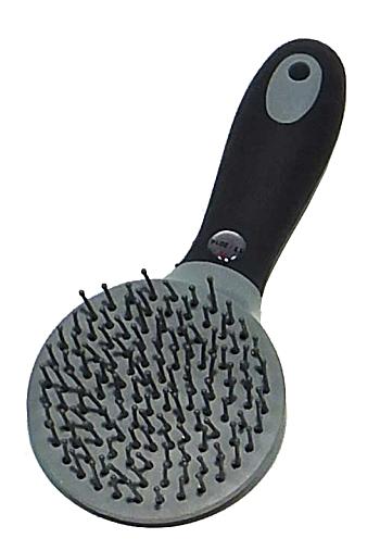 GREY Horse Mane /& Tail Brush