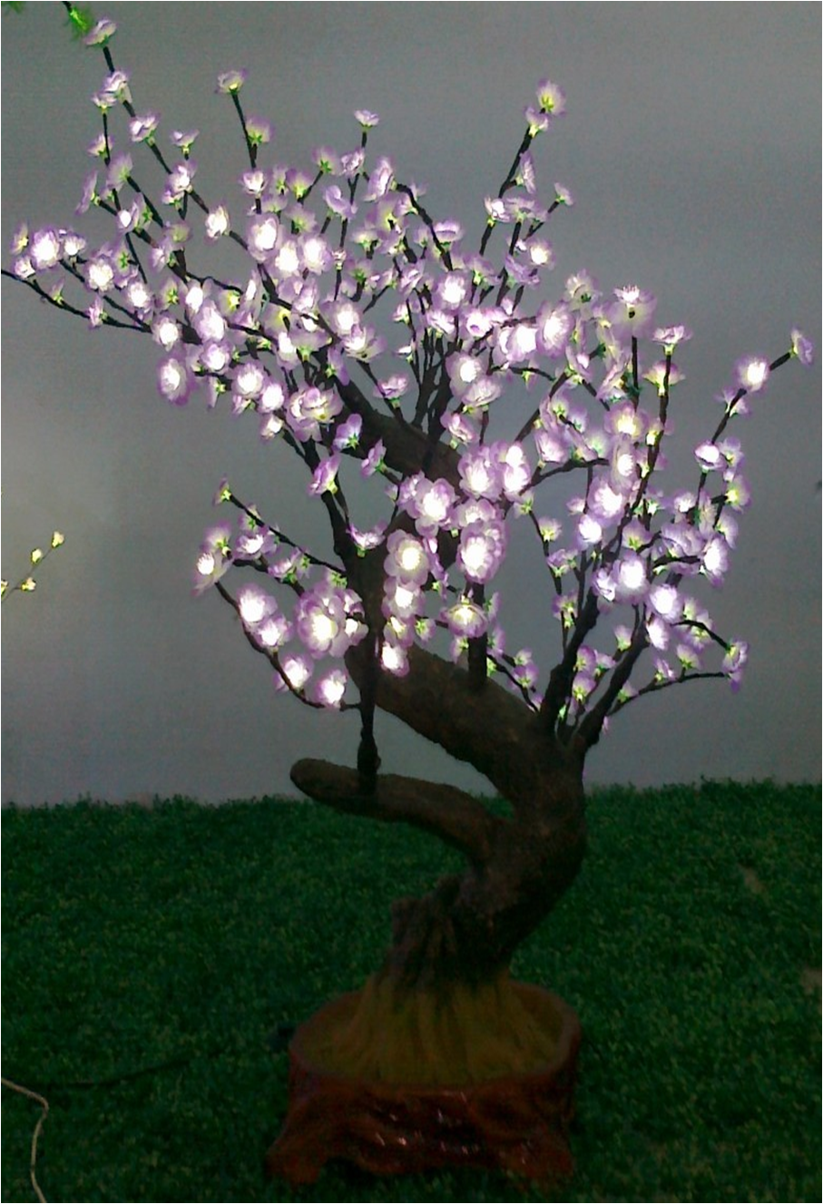 Boom Met Led Verlichting Led Banzai Boom Tree Led Verlichting Org Bonsai S