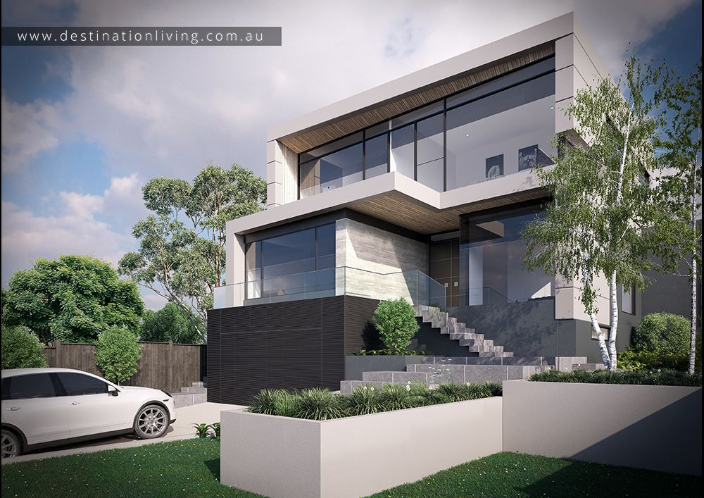 Destination Living Modern Exterior Architecture Modern Residential Architecture Contemporary Architecture House Residential Architecture