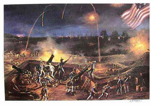Baltimore S Oldest Holiday Celebrates Its Defenders Not Far By Car War Of 1812 Mchenry Facts About America