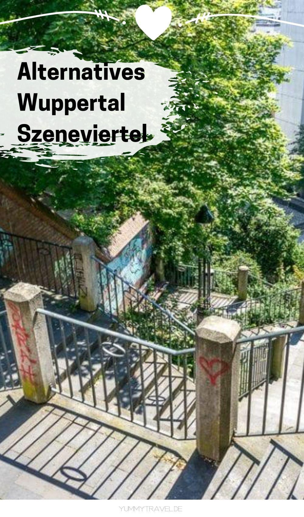 Alternatives Wuppertal Sehenswurdigkeiten Und Szeneviertel In Der Stadt In 2020 Reisen Reisebilder Abenteuerreisen