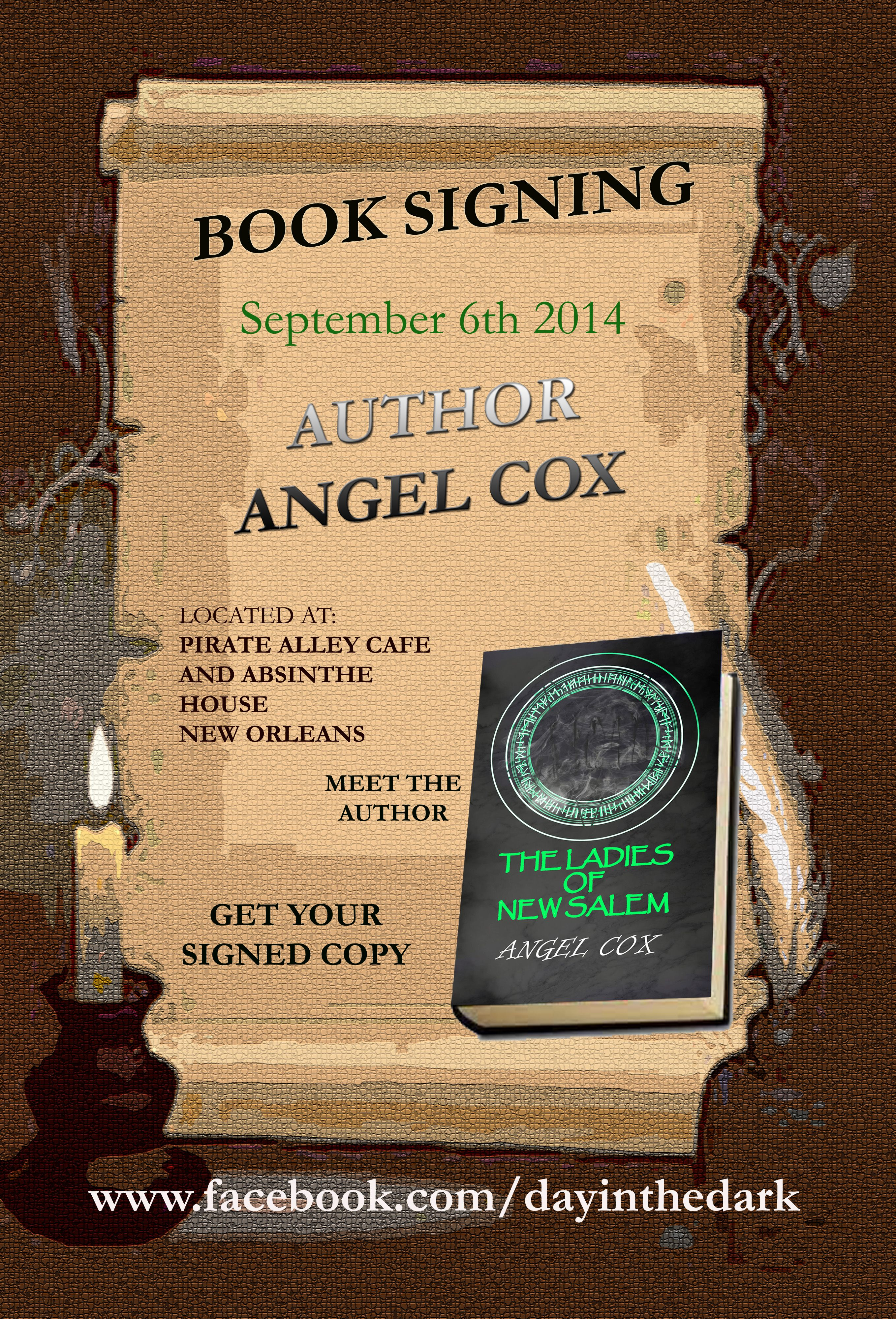 How To Get A Signed Copy Of A Book