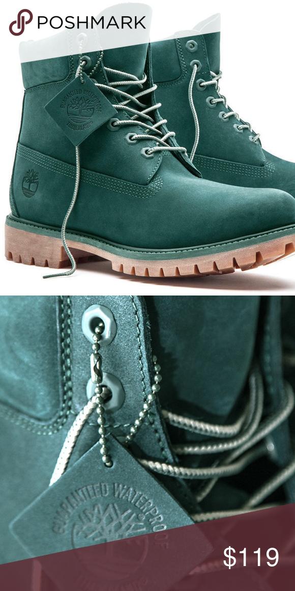 84f4d1e319f Timberland Men's Jade Green 6
