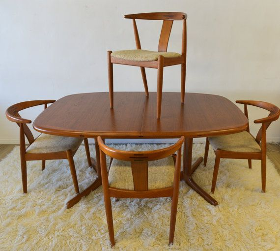 Danish Teak and Rosewood Dining Table by Dyrlund by TheModernVaultDanish Teak and Rosewood Dining Table by Dyrlund by TheModernVault  . Rosewood Danish Dining Table And Chairs. Home Design Ideas