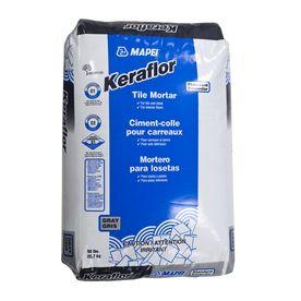 Mapei 50 Lb Gray Powder Dry Thinset Mortar Lowes Home Improvements