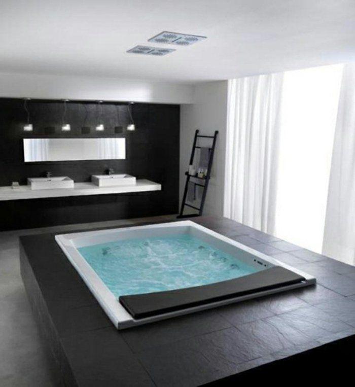 Faites vous le plaisir de la baignoire jacuzzi! | Jacuzzi, Saunas ...