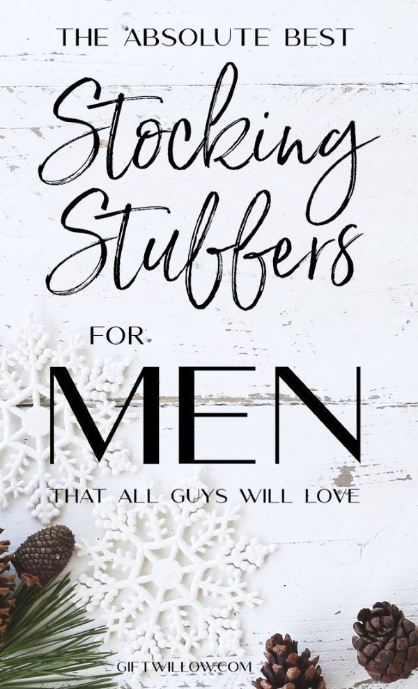 Amazing Stocking Stuffers for Men that Will Make Any Guy Excited - Gift Willow #stockingstuffersformen These stocking stuffers for men are perfect gift ideas for boyfriends, husbands, sons, brothers, and friends! #stockingstuffersformenhusband Amazing Stocking Stuffers for Men that Will Make Any Guy Excited - Gift Willow #stockingstuffersformen These stocking stuffers for men are perfect gift ideas for boyfriends, husbands, sons, brothers, and friends! #stockingstuffersformenhusband Amazing Stoc #stockingstuffersformen