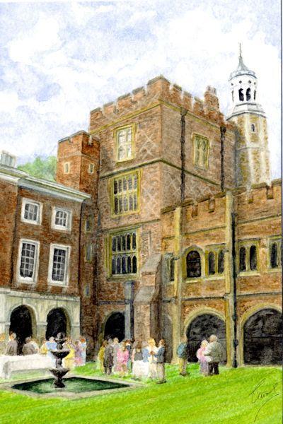 Lupton's Tower, Eton College by Wabbit-t3h.deviantart.com