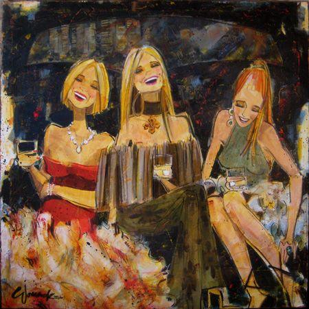artist Kathy Womack