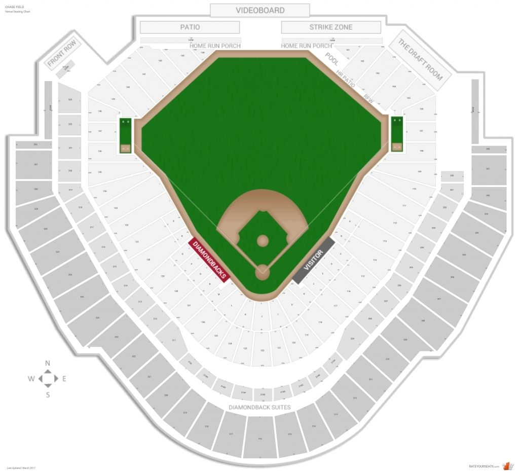 Phillies Stadium Seating Chart