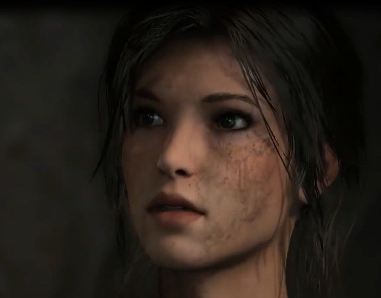 Tomb Raider Definitive Edition Close Up On Lara S By