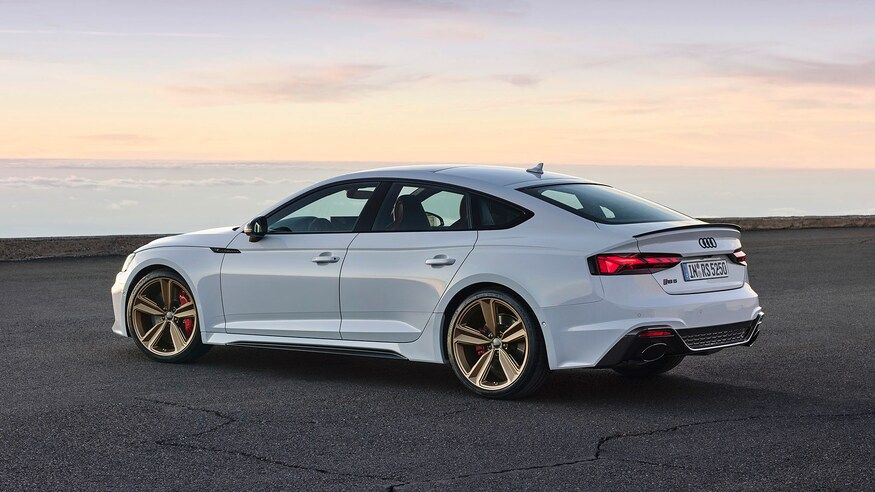 2021 Audi Rs 5 Coupe And Rs 5 Sportback First Look Audi Rs Audi Audi Rs5 Sportback
