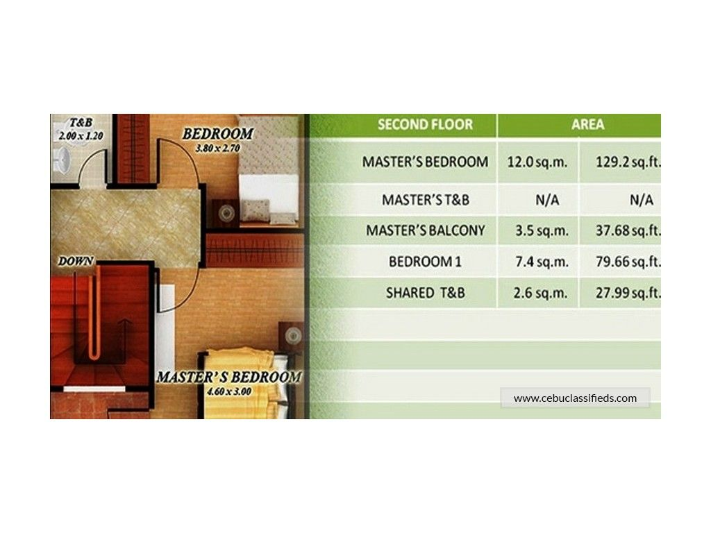 2 Bedroom Townhouse For Sale In Minglanilla Cebu Cebuclassifieds Townhouse Townhouse Designs Real Estate Houses