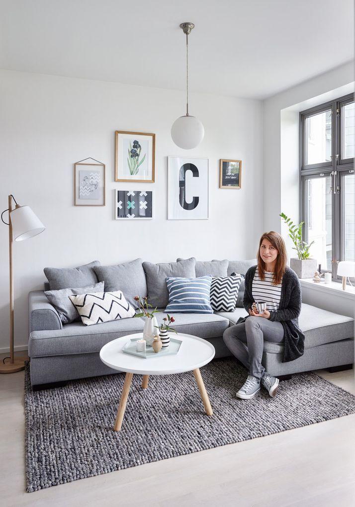 Color del sillon for Ideas deco hogar