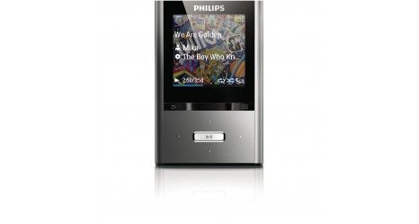 Lecteur Mp3 Philips Gogear Vibe 4 Go Philips Vibes Mp3