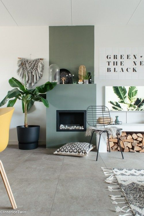 De voor- en nadelen van een tegelvloer in de woonkamer | InteriorTwin